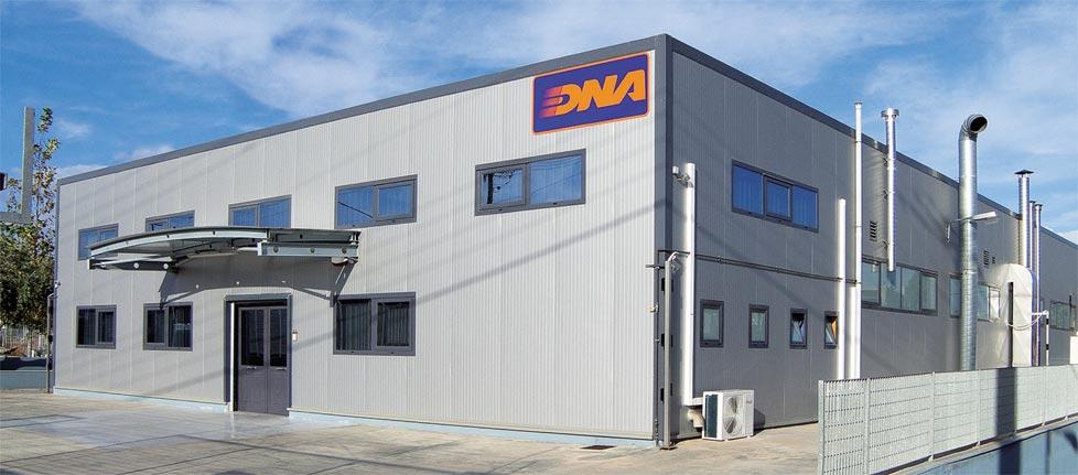 DNA Εργοστάσιο